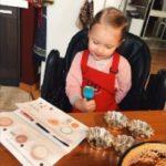 Элина Камирен вынуждена снова оставить дочь ради работы