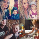 Ольга Ветер тратит на своего сынишку Мишу около 100 тыс рублей в месяц