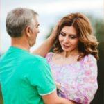 Агибалова стыдится своего стремного мужа и не показывает публике