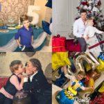 Сын Антона Гусева отметил день рождения в доме любовника своей мамы