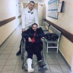 Блог Редакции: Ольга Васильевна попала в травмпункт с переломом лодыжки