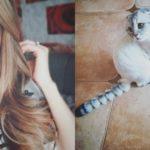 Подписчики не оценили «креатив» Ольги Ветер в отношении ее любимого кота