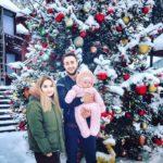 Елена Дегтярёва: Ты идеальный папа для нашей дочери!