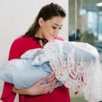 Савкина рассказывает,  как развивается малыш