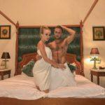 Милена Безбородова: Мне страшно в постели с Лёшей